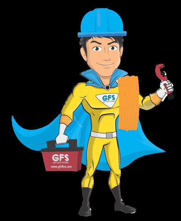 GFS Plumber man